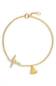 'Heartbeat' Station Bracelet