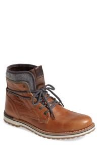 'Popak' Plain Toe Boot (Men)